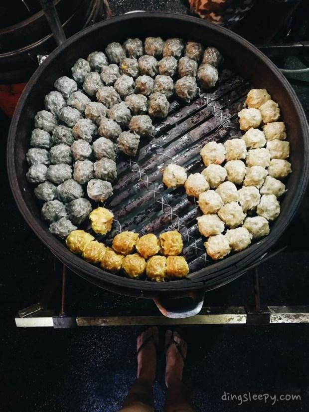 must eat food in penang giant dim sum