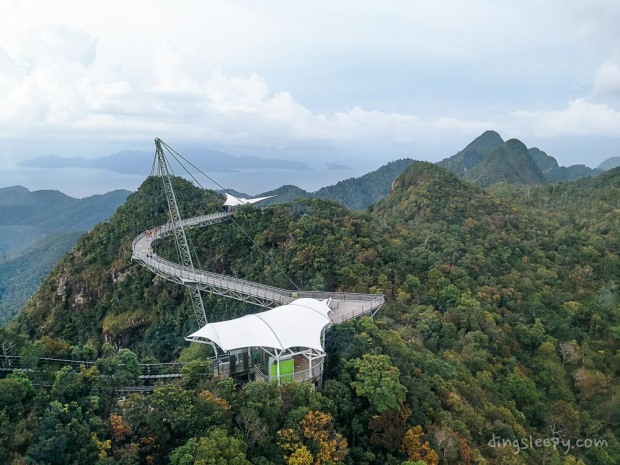 14 things to do in langkawi dingsleepy skybridge